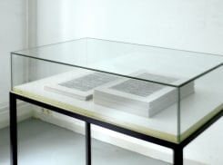 Sarah van der Lijn, Sarah van der Lijn, 'Statenbijbel 1637', copy 2012