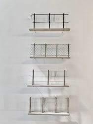 Frank Halmans, Barriers 1 t/m IV los te koop