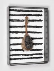 Jannis Kounellis, Without title (Mandolin)