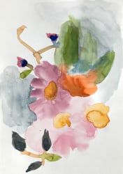 Eva Räder, Evening Flowers