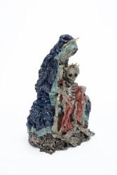 Carolein Smit, Skeleton Madonna with Child