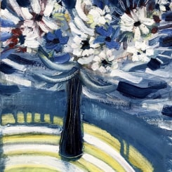 Gerben Mulder, Flowers in vase