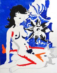 Charlotte Schleiffert, Blue Velvet