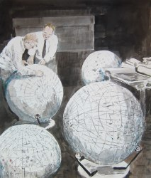 Roger Cremers, Moonmapping