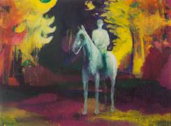 Casper Verborg, A White Horse