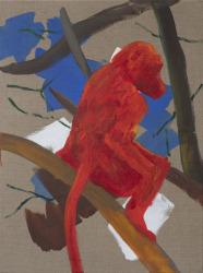 Jacco Olivier, Untitled 21 (Monkey)