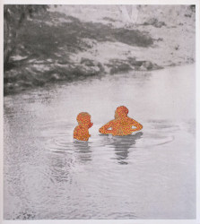 Patrick Waterhouse, Water in Water / Restricted with Chantelle Nampijinpa Robertson