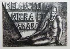 Hugo Debaere, Melancholia Nigra et Amara