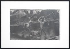 Michael Kirkham, Der Beton Klotz (4)