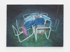 Arjan van Helmond, Blue chairs