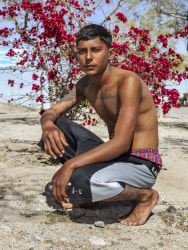 Pieter Hugo, The Asylum Seeker. Hermosillo