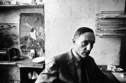 Bob Willoughby, William Burrows in his Paris Apartment, 1962