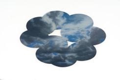 Jaap van den Ende, wolken, methodische basisvorm