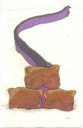 Salim Bayri, Through the shape of a crack