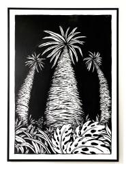 Floor van het Nederend, Three Palms