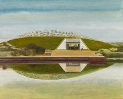 Hans Vandekerckhove, The glasshouse visitation 2
