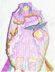 Judy Chung, Bride02