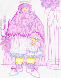 Judy Chung, Bride01