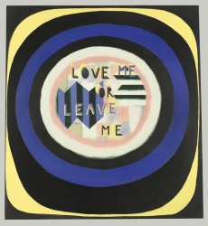 Kim van Norren, Love me or Leave me (text Billie Holiday)