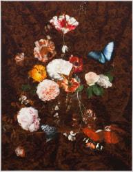 Wilma Kuil, Stilleven met vlinders