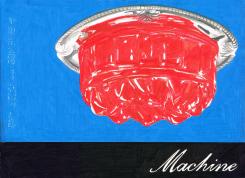 Marcel van Eeden, Machine