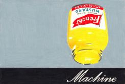 Marcel van Eeden, no title (Machine)