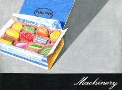 Marcel van Eeden, no title (Machinery)