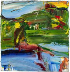 Sebastian Hosu, In the light of a lake III