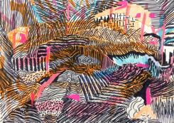 Marisa Rappard, Iridescent landscape