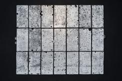 Milena Naef, CDMX Scrapes - A grid