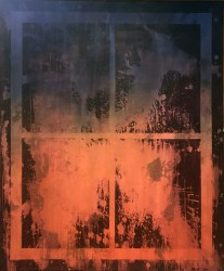 Roger Wardin, Window Sunset II