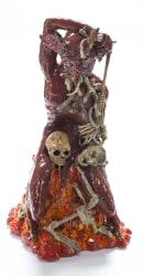 Carolein Smit, Skeletten vretende duivel