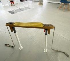 Juan Pablo Plazas (COL), High Rise Low Anchor resting Swing