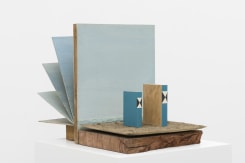 Mark Manders, Landscape with Fake Dictionaries