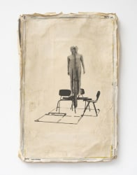 Mark Manders, Figure Study