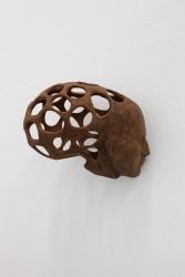 Petra Morenzi, Head with Holes I