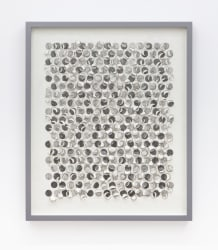 Zaida Oenema, Soft Ground / Hard Edge (graphite)