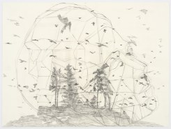Simon Benson, In a Mind of My Own Making _ 3. (de Beauvoir) 2020