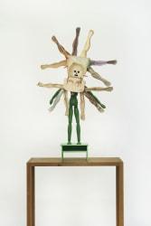 Patrick Van Caeckenbergh, Maquette: Le monde à l'envers