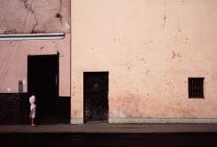 Willem Diepraam, Lima, Roze Wand met Vrouw
