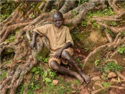Pieter Hugo, Portrait #30, Rwanda