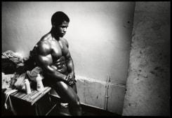 Peter Martens, Z. t. (Bodybuilder, New York)