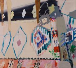 Andrea Freckmann, Untitled (Teppichbilder)