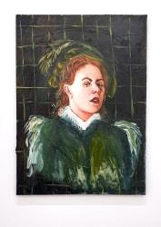 Louise Delanghe, Self Portrait