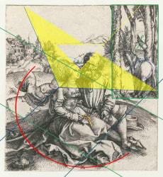 Laurence Aëgerter, Unequal Lovers (Dürer)