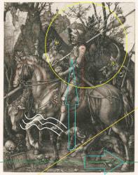 Laurence Aëgerter, Knight, Death and the Devil (Dürer)