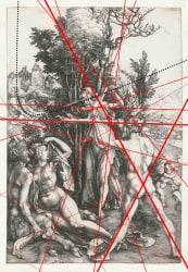 Laurence Aëgerter, Hercules at the crossroads (Dürer)