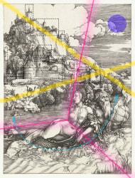 Laurence Aëgerter, The Sea monster (Dürer)