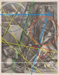 Laurence Aëgerter, Melancholia (Dürer)