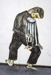 Susanna Inglada, Character with Mask